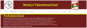 Nicky's talentenschool