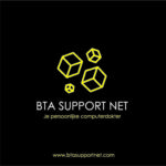 Logo BTA SUPPORT NET